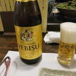 78118503 - ヱビスビール