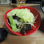 78119959 - 野菜盛り(100円)