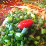 東風汁麺屋 本店 - 辣香坦々麺(2011/5)