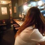 北新地 鳥屋 - その他写真:●飲み友のアニキ(本人未承認♪)