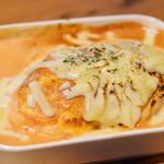 自家製パスタ洋食堂 マルブン - 焼きチーズオムライスグラタン