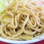 モッコリ豚 - 麺(大)