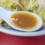 モッコリ豚 - スープ