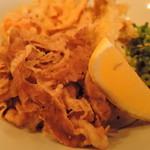 78121946 - 牛ロース肉は、薄切りでやわらかい。  味は優しいが、ちゃんと抑揚として響く。