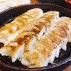 鉄なべ - 料理写真:鉄なべ餃子しゃん三人前たい!