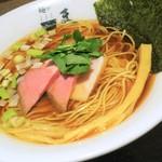麺や まつ本 - 中華そば