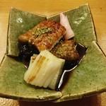 串かんざし 久 - 宍道湖 天然鰻