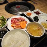 yakinikuheijouen - 焼肉御膳