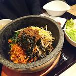 yakinikuheijouen - 石焼ビビンバセット