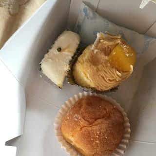 西洋菓子しろたえ - 料理写真: