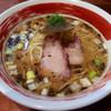 麺屋 悠 - 料理写真:味噌そば(850円)+小ライス(ランチタイムサービス)