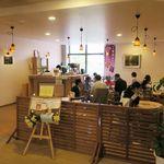 コンセーレ コーヒーコーナー2001 - 店内の様子。