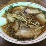 78124877 - チャーシュー麺¥700