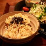 78125051 - 20171212 39品目の健康定食・玄米