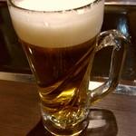 やきやき亭 - ビール