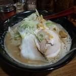 麺処 花田 - 味噌ラーメン 830円(税込)