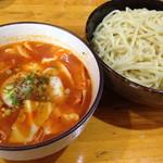 ラーメン工房 幸福亭 - 洋風シーフードつけ麺