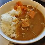 レストラン カマヘイ - ミニカレー 210円