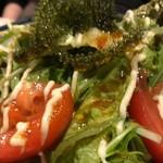 いちゃりば - 海ぶどうのサラダ