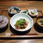 Come Come - Come Come定食 1050円