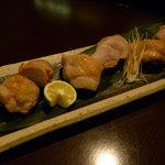 椀々 - 地鶏の柚胡椒焼き