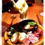 Bar&Dining tree - ラクレットチーズ