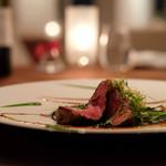 RISTORANTE STELLA - 和牛ヒレ肉グリル 赤ワインソース