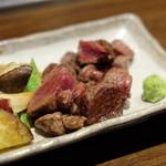 蘭麻 - 黒毛和牛ステーキ