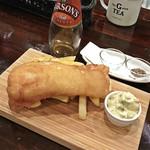 78133120 - Fish & Chips(1,200円)