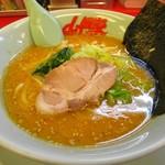 ラーメン山岡家 - 特製味噌ラーメン740円
