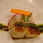 ビストロそれいゆ - 鯛のポアレ