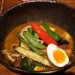北海道スープカリー専門店 マナ - mannaスペシャル1,100円