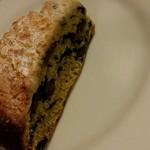 nico - 抹茶と黒豆のブリオッシュ