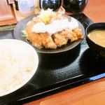 からやま - 料理写真:チキン南蛮定食