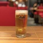 上海湯包小館 - 生ビール