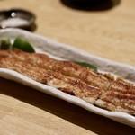 味彩山久 - 鰻一本焼き
