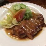 グリル竹 - 豚ロースステーキ