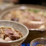 味彩山久 - ぼたん鍋