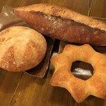 フランスパン専門店おちこち - 今回購入したパン達