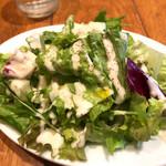 ラ ボデガ - セットのシーザーサラダ