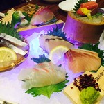 美食米門 - 造り7酒盛り合わせ(5,500円)