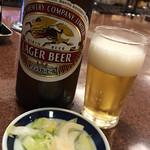 78136391 - 瓶ビールはキリン