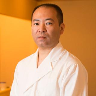 清水良晃氏(シミズヨシアキ)―師の意志を昇華した揚げの技