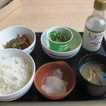 ガスト - お得な小鉢定食¥450