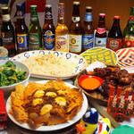 サクラカフェ神保町 - 世界各国の料理が楽しめるお得なパーティープラン。