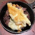 肉×チーズ×個室 米蔵 - カットステーキラクレット     チーズが……笑 5人で分けます