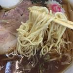 78144206 - 中華麺小盛 麺リフト