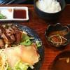 和風ステーキ 梅はら - 料理写真:プレミアム定食   サーロイン