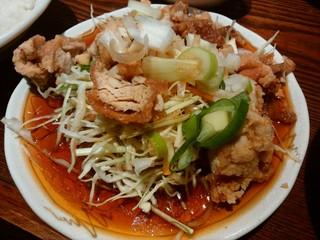 揚子飯店 - 「冬ランチ」の油淋鶏