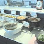 ビュッフェレストランサンシア - 料理